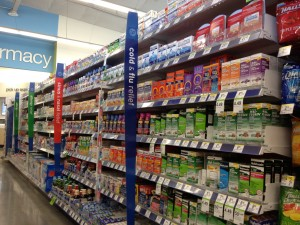 should you buy some nice colorful, attractive looking Over The Counter Cold medicines?