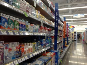 Over The Counter cold remedies