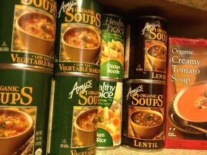 stock up on healthy soups for your default cold recovery diet